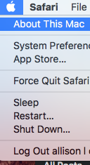 control your mac