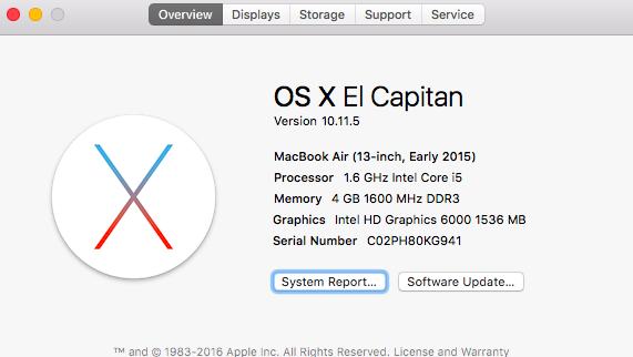 OS X vs